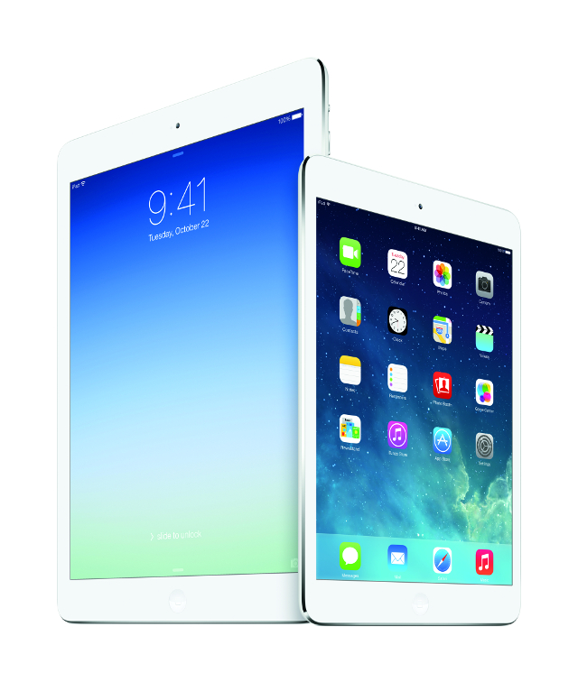 Apple iPad and iPad Mini