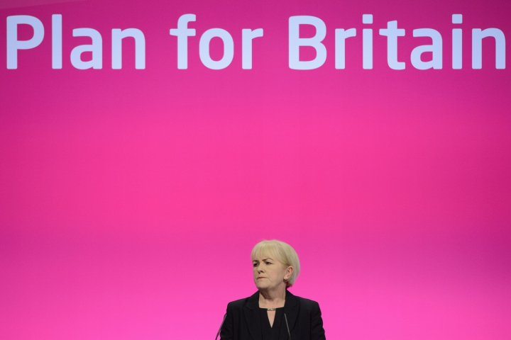 Johann Lamont blasted party 'dinosaurs' after quitting as Scottish Labour leader. (Getty)