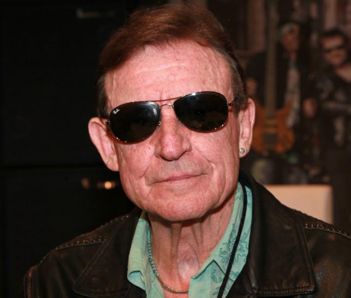 Jack Bruce. 1943-2014 (Getty)