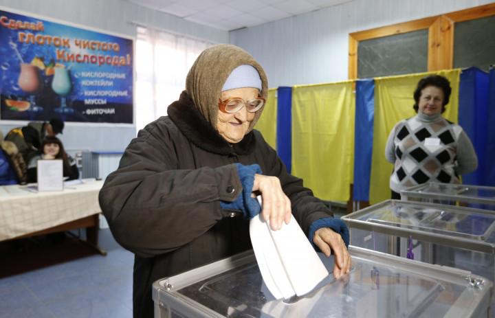 Ukraine snap elections