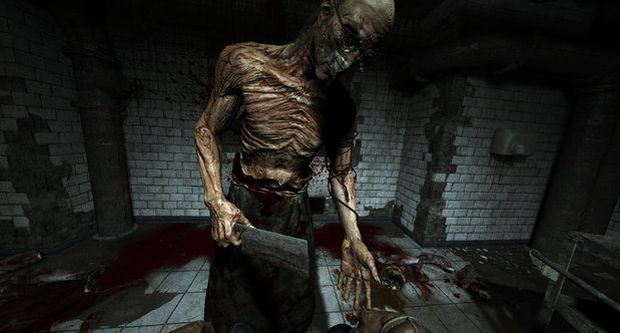 Outlast 2 ps4