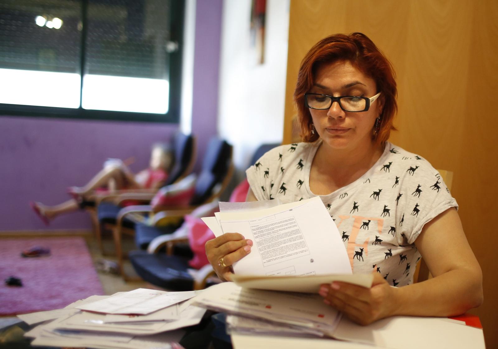 Spain social house evictions 9