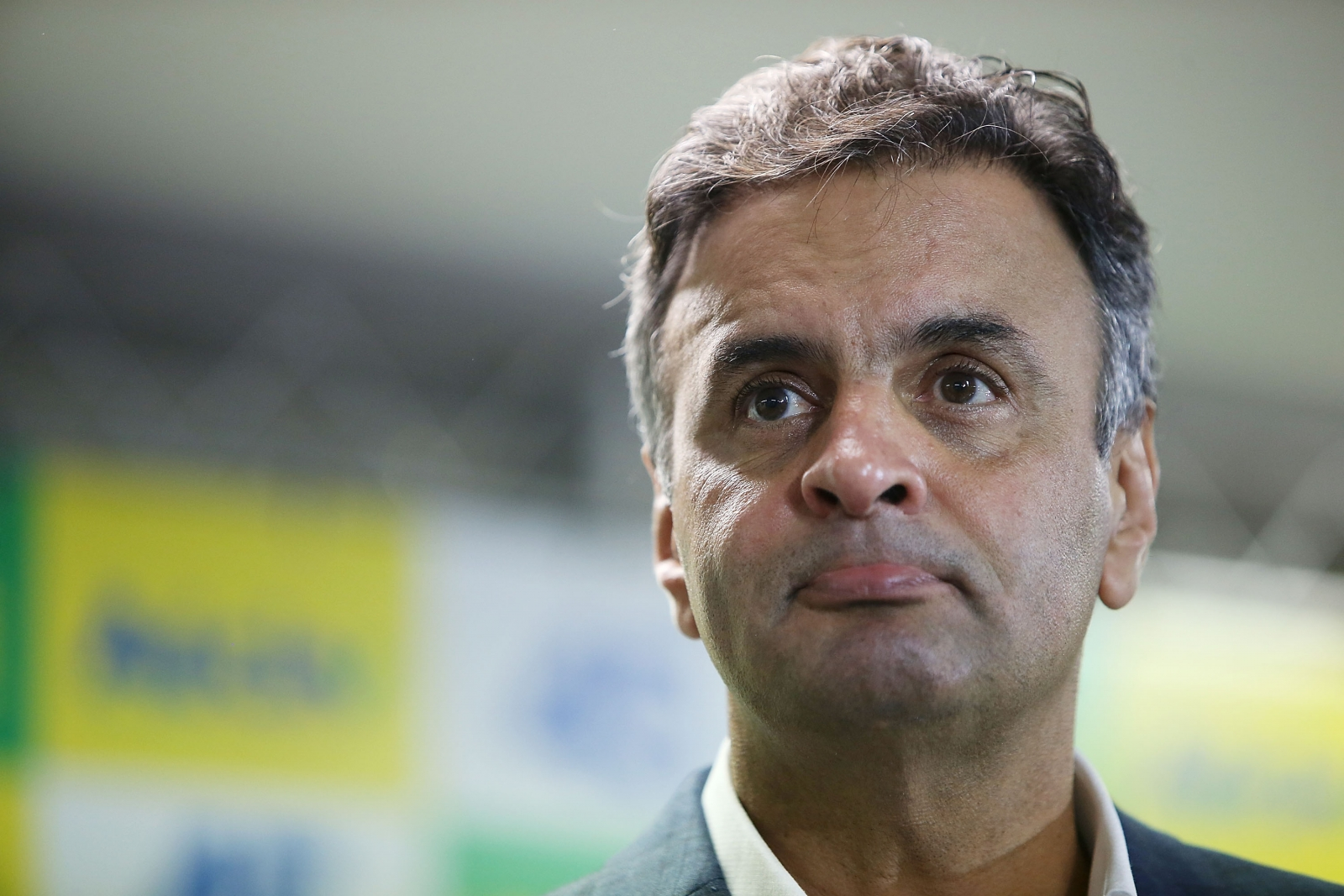 Aecio Neves of the Brazilian Social Democratic Party (PSDB) will square off against current Brazilian President and Workers' Party (PT) candidate Dilma Rousseff