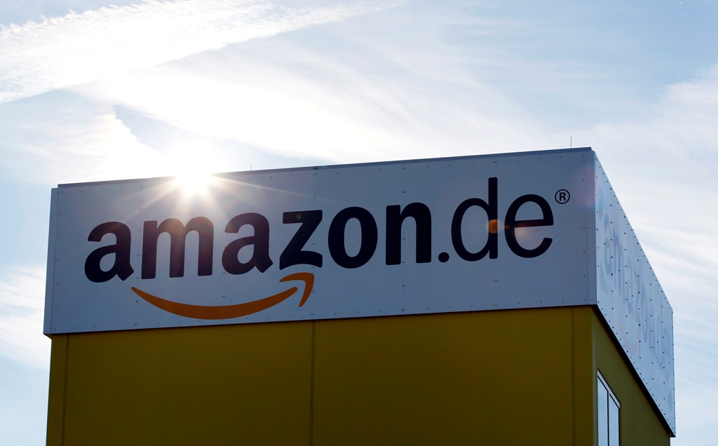Amazon's German Workers Called to Strike Over Pay