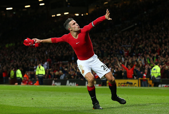 Manchester United star Robin van Persie \'not happy\' with season and uncertain over future