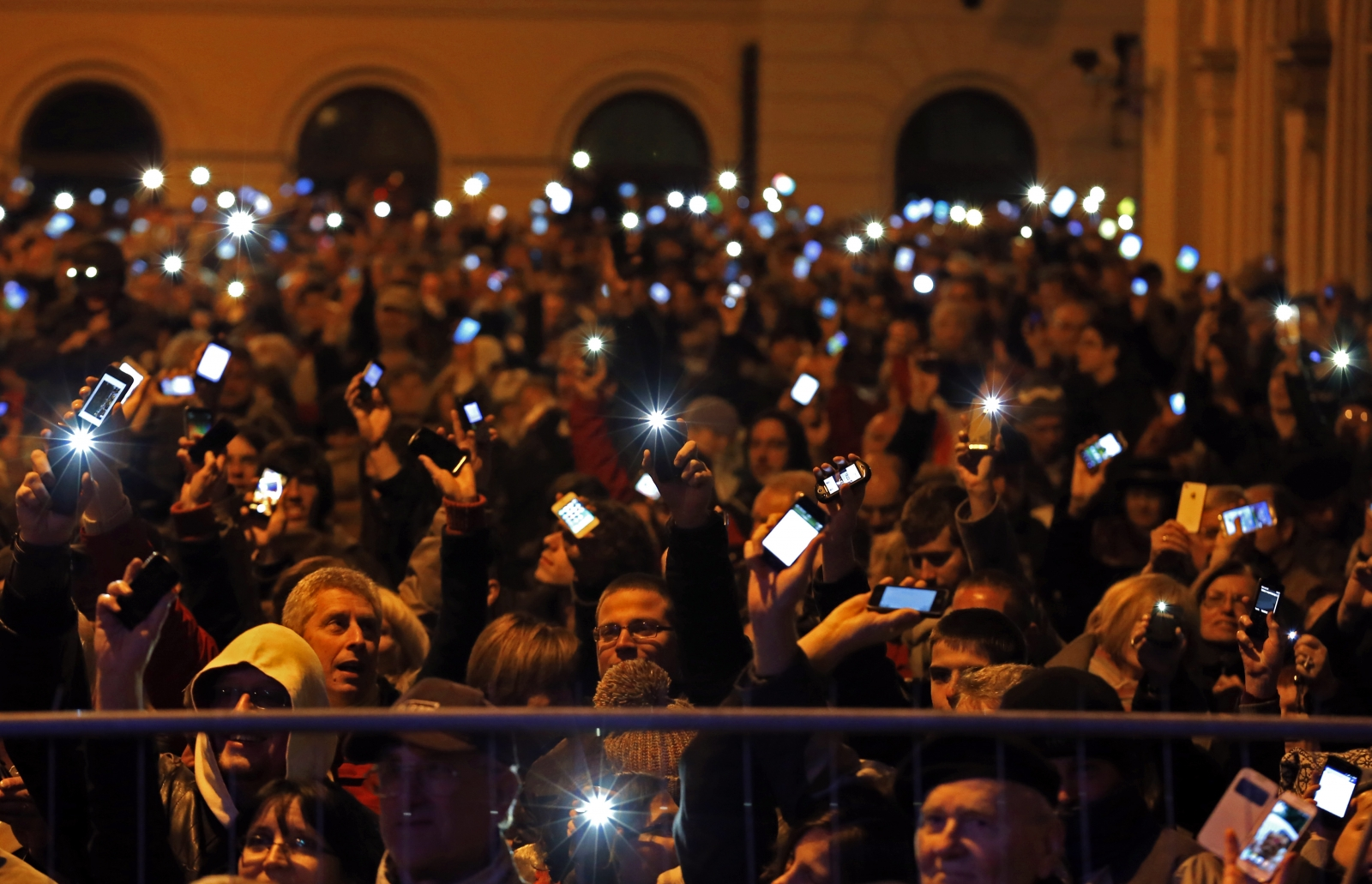 Hungary protest internet tax