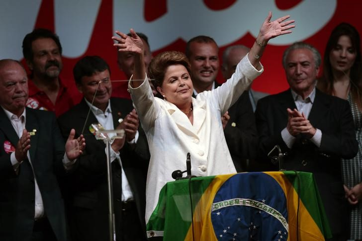 Brazil: Dilma Rousseff Re-elected President in Narrow Win