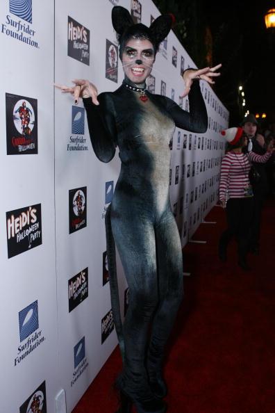 Heidi Klum Halloween