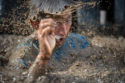 Tough Mudder London South 2014