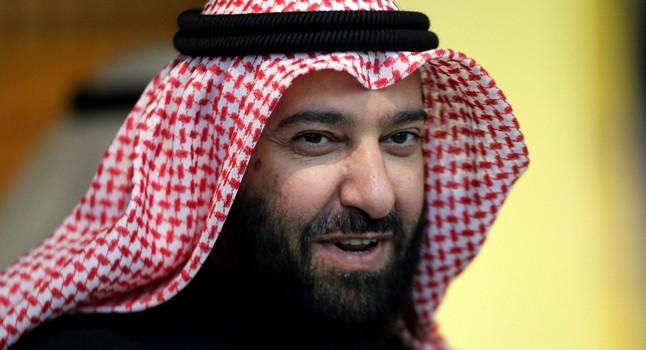 Ali Al-Omair Kuwati Oil Minister