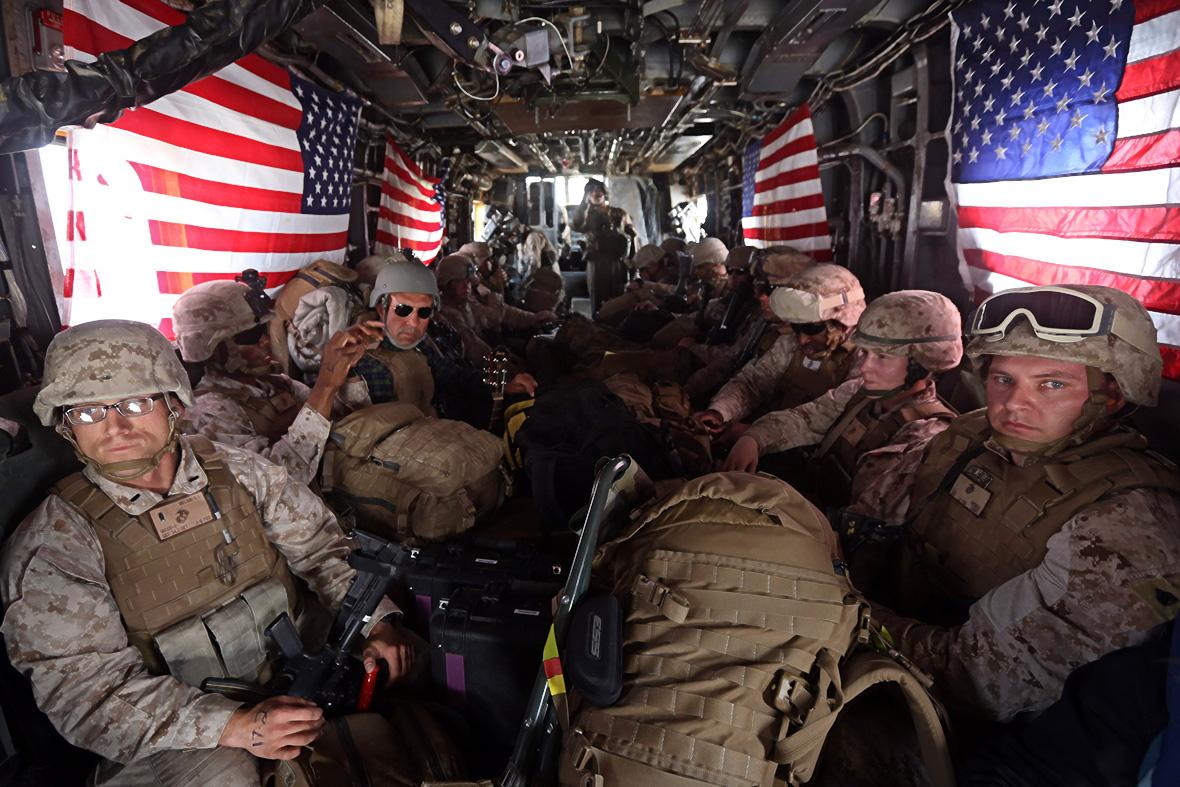 British Army leaves Afghanistan