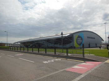 London Southend Airport in Essex