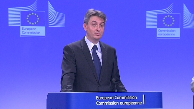 EU Commissioner Surprised at Cameron's Reaction to EU Bill