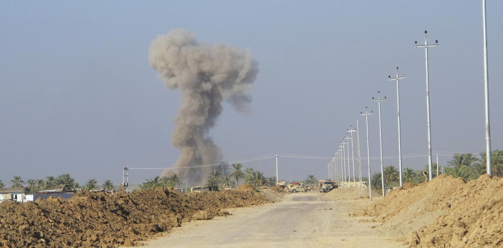 Jurf al-Sakhar Baghdad ISIS