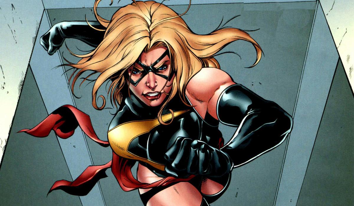 Ms Marvel Avengers