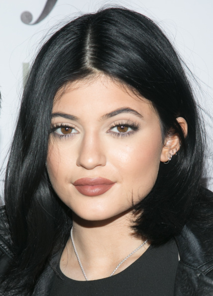 Kylie Jenner Lip Job