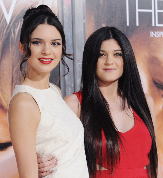 Kylie Jenner and Kendall