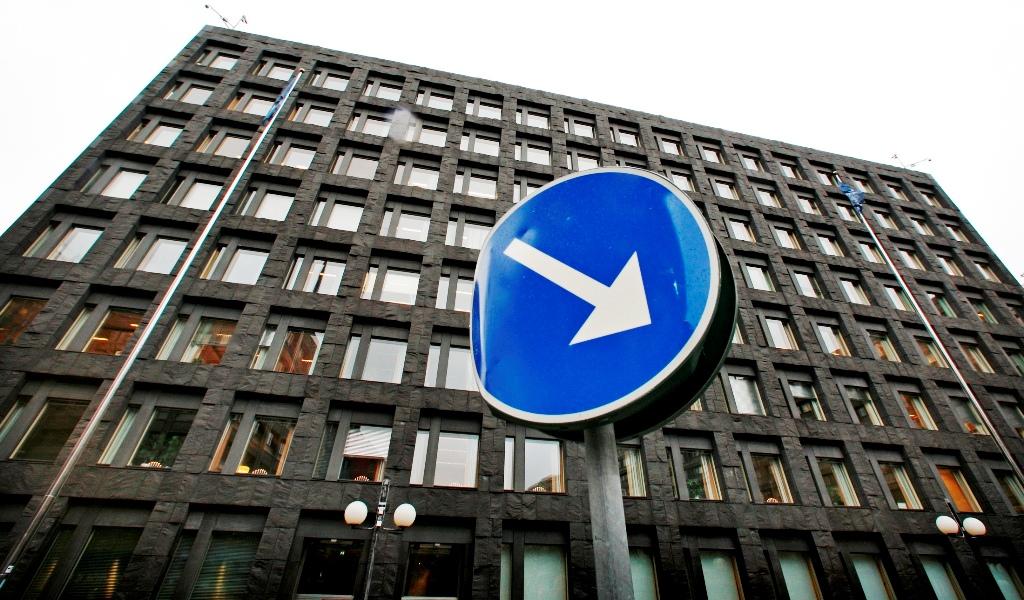 Riksbank Building