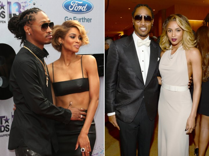 Future And Ciara Together 2017