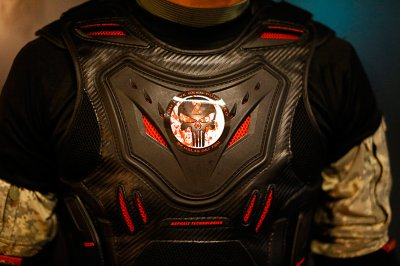 Xtreme Justice League San Diego Fallen Boy