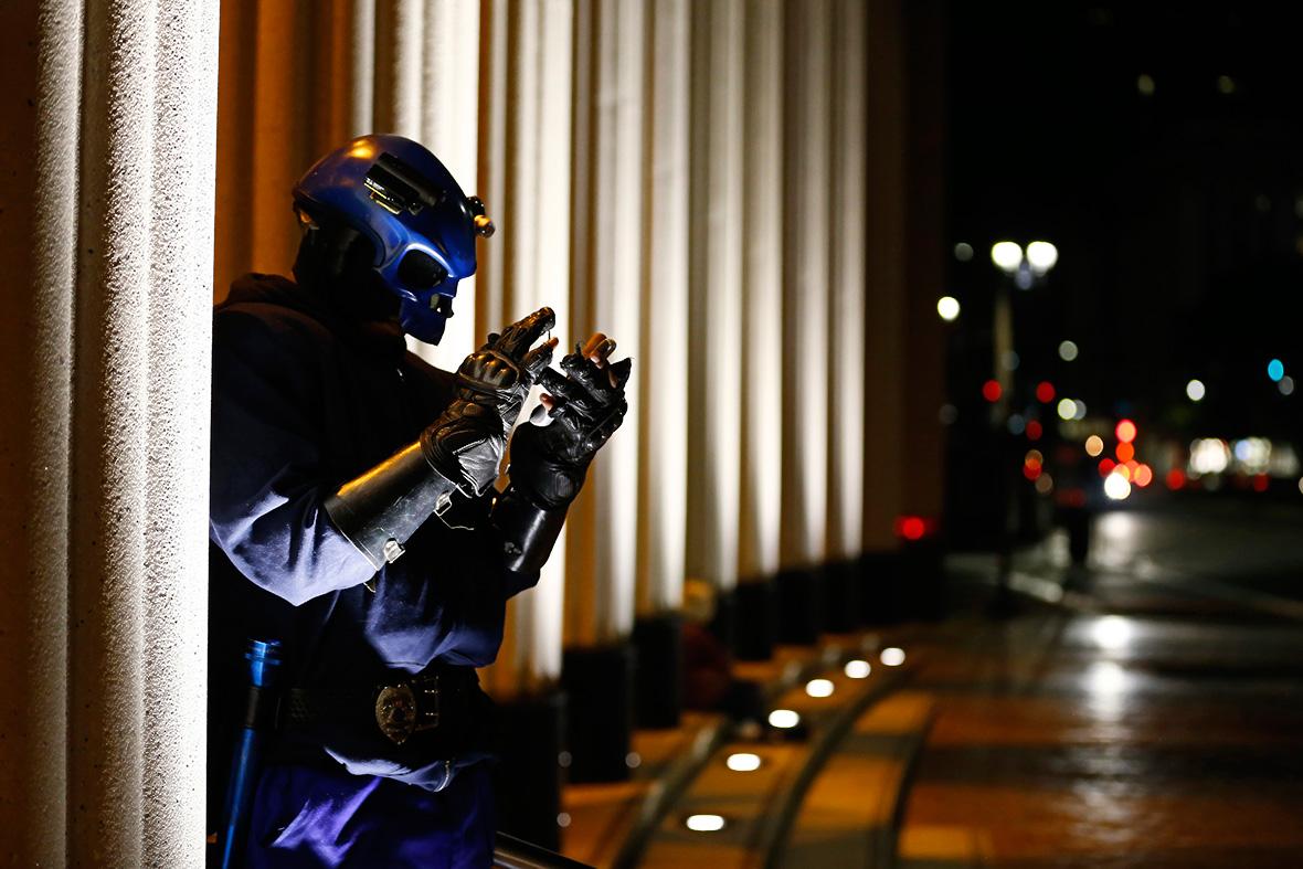 Xtreme Justice League San Diego grimm