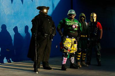 Xtreme Justice League San Diego