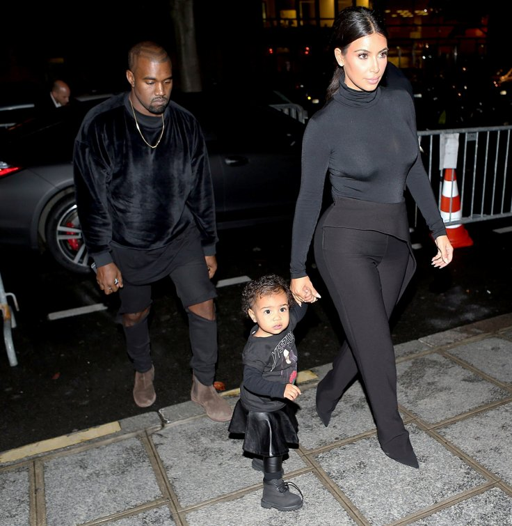 Santa who? Kanye West \'spends $74k on North\'s Christmas gifts with ...