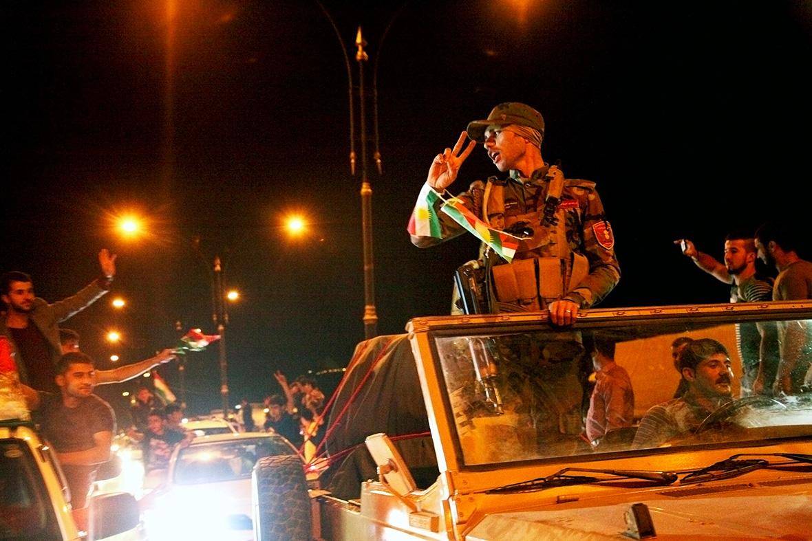 kobani iraqi kurds