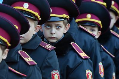 ukraine cadets