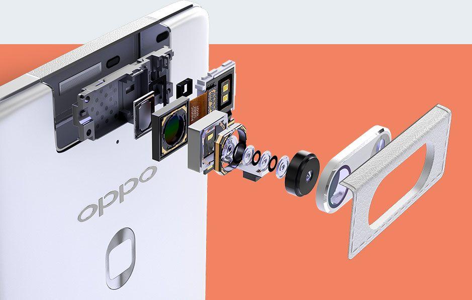 Oppo N3 camera explosion