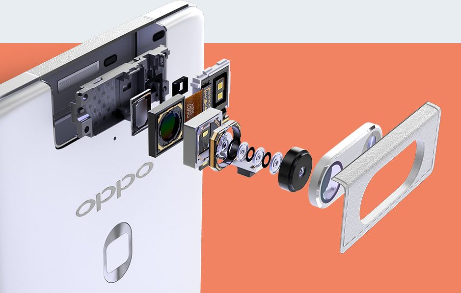 Oppo N3 camera explosion