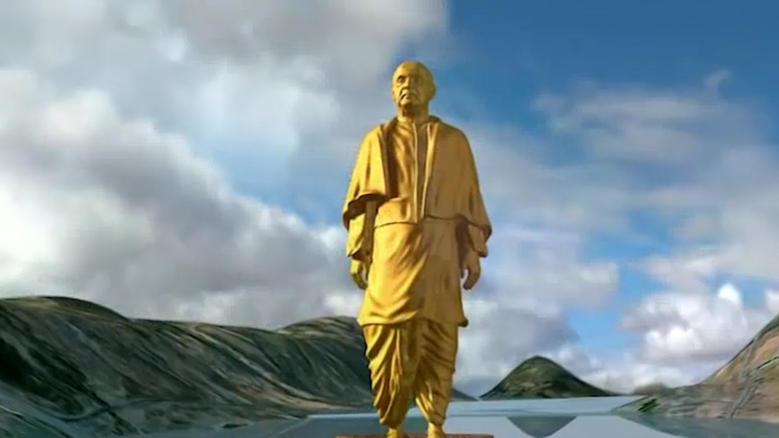 India to Build World's Tallest Statue
