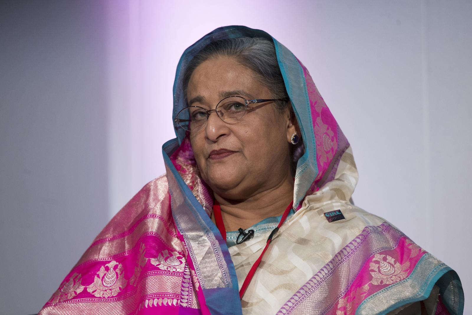 Indian intelligence foils suspected terror plot to assassinate Bangladesh Prime Minister Sheikh Hasina