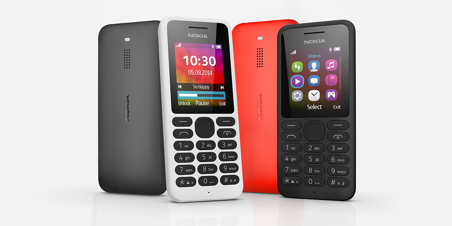 Microsoft's 'Ultra-Low' Priced 'Nokia 130 Launched in India Costs 17 Pounds: Feature-Phone Claimed to Provide 46 Hour Music Playback