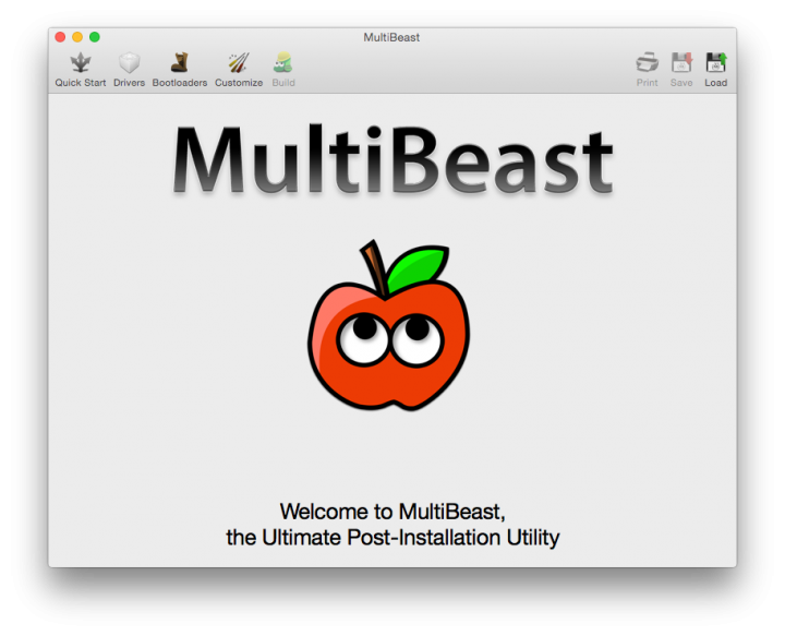 How to Install OS X Yosemite Hackintosh on PC via UniBeast and MultiBeast