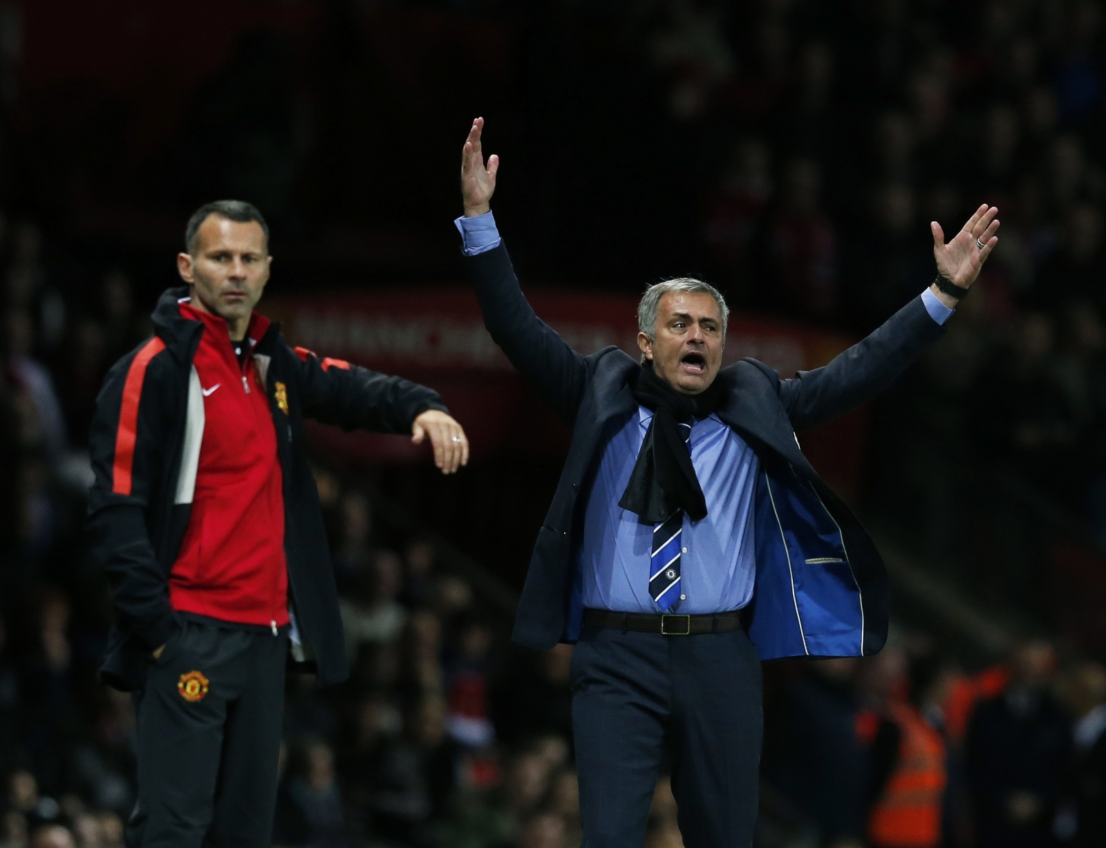 Mourinho Giggs