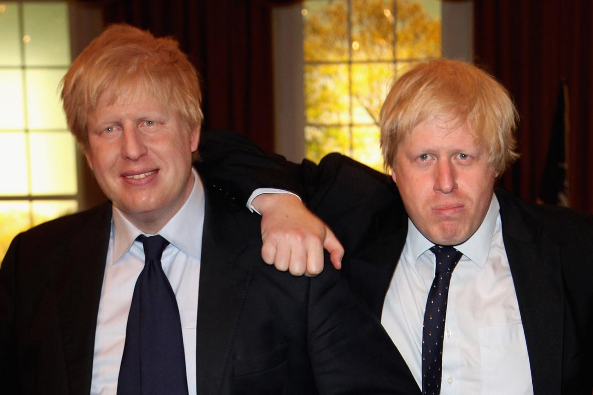 Boris Johnson funny photos