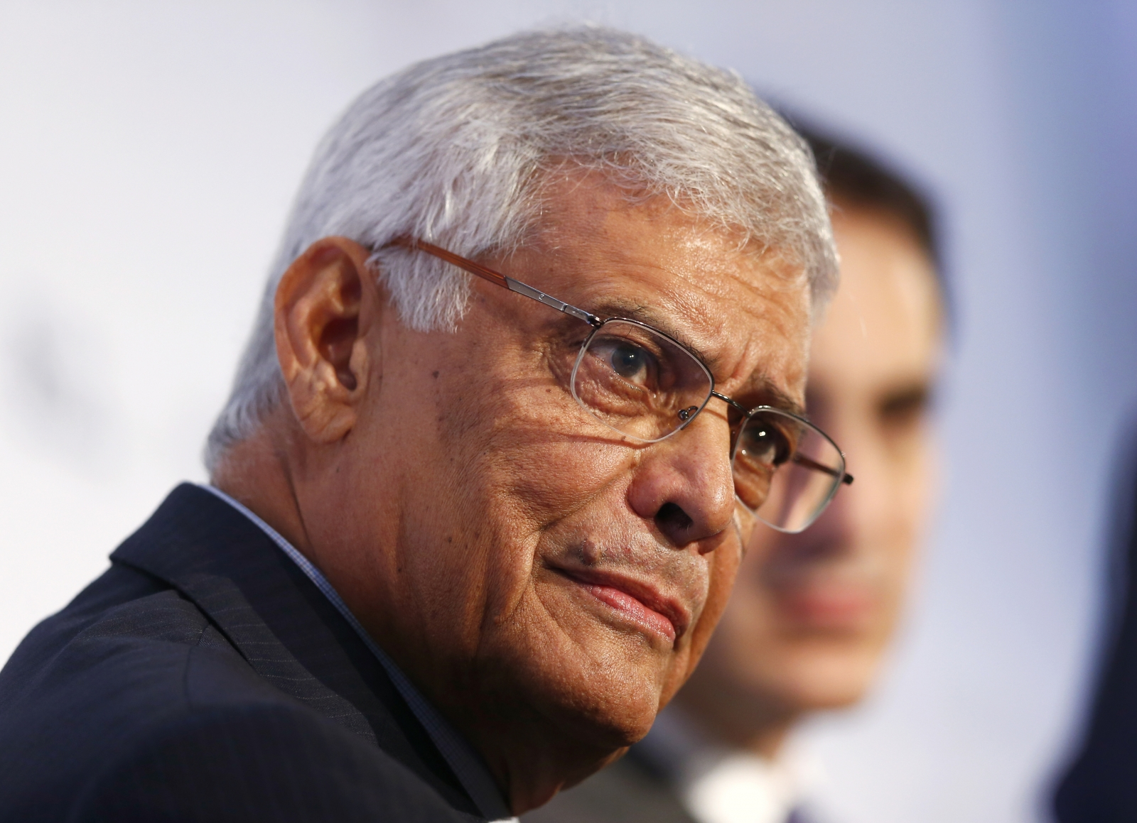 Opec secretary general Abdullah al-Badri