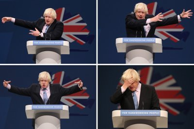 Boris Johnson funny photos