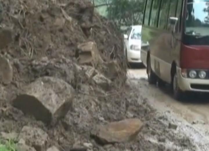 Haldummulla mudslide Sri Lanka.