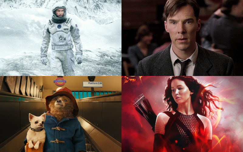 November Film Preview: Interstellar, Paddington, The Imitation Game