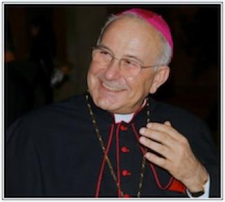 Archbishop Trieste Giampaolo Crepaldi