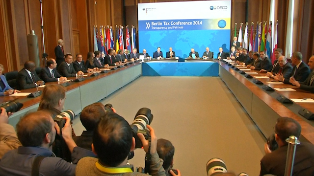 51 Countries Sign Global Information-Sharing Deal to Fight Tax Evasion