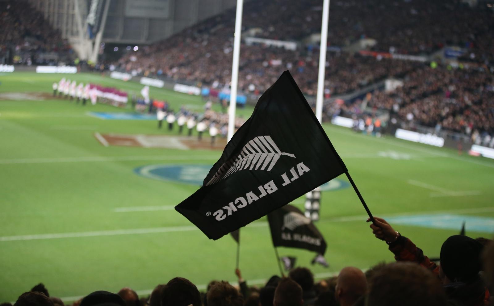 New Zealand rugby silver fern