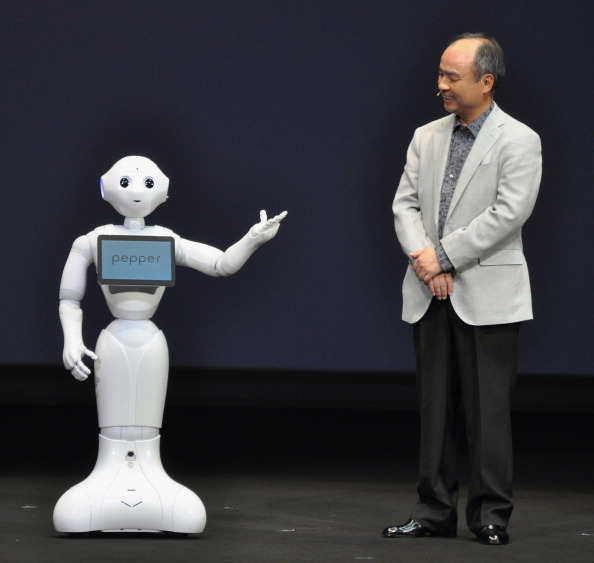 SoftBank Humanoid Robots Land First Job as Nestle Salesmen Selling Coffee Machines in Japan