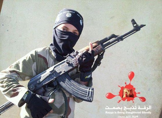 ISIS Training Camp for Children