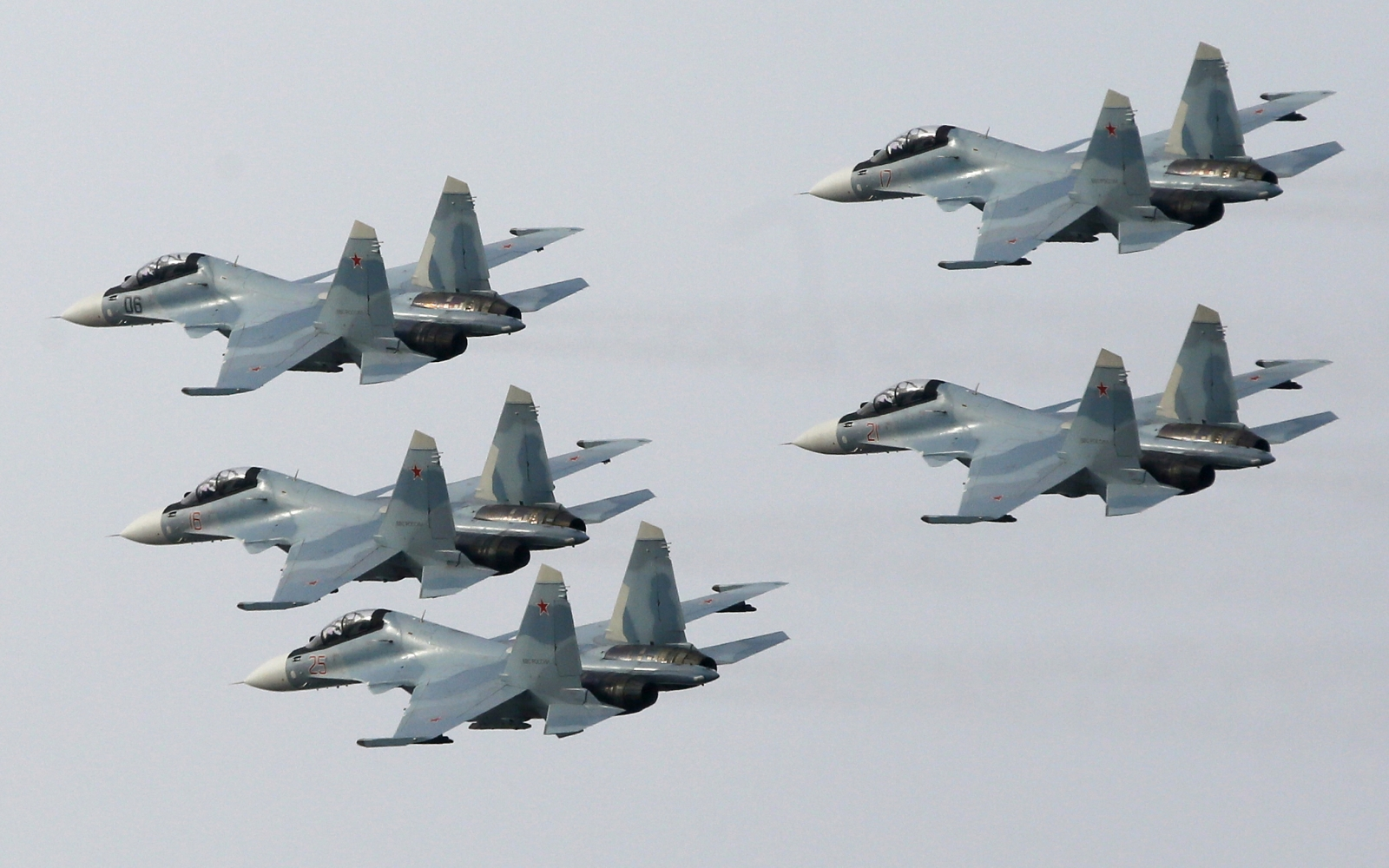 Nato F-16s Scrambled Over Baltic After Russian Military Spy Plane