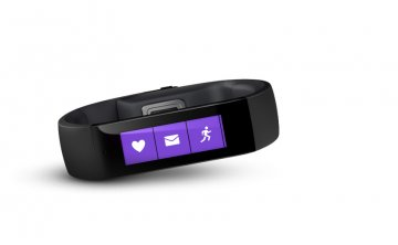 Microsoft Band now in UK