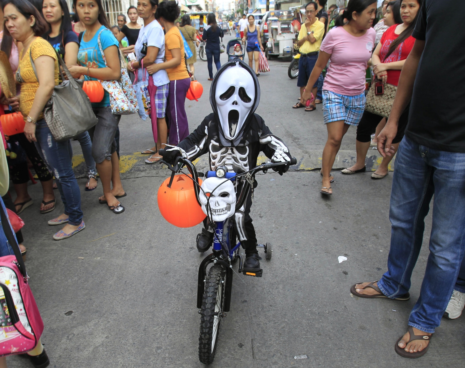 Malaysia's top Muslim council issues fatwa against Halloween celebrations