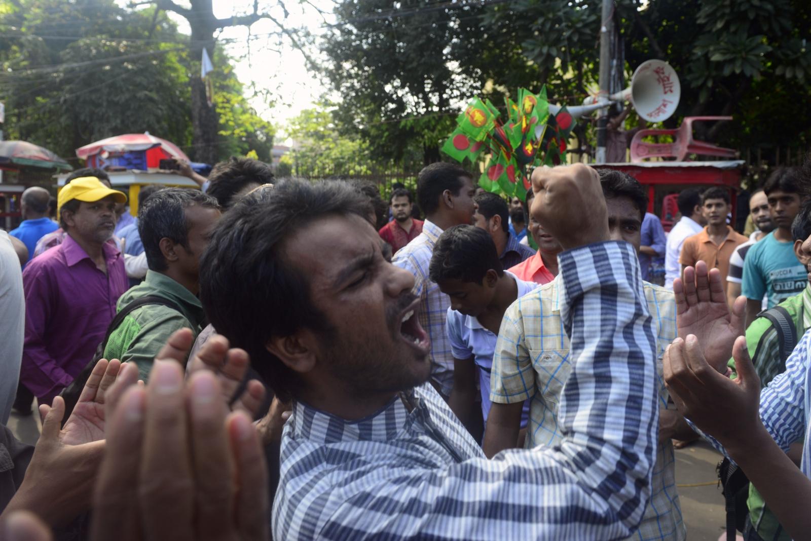 India and Bangladesh Islamist insurgency